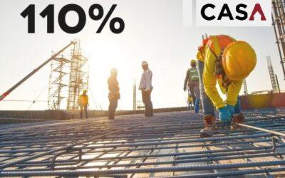Rilancio BONUS ristrutturazione 110%